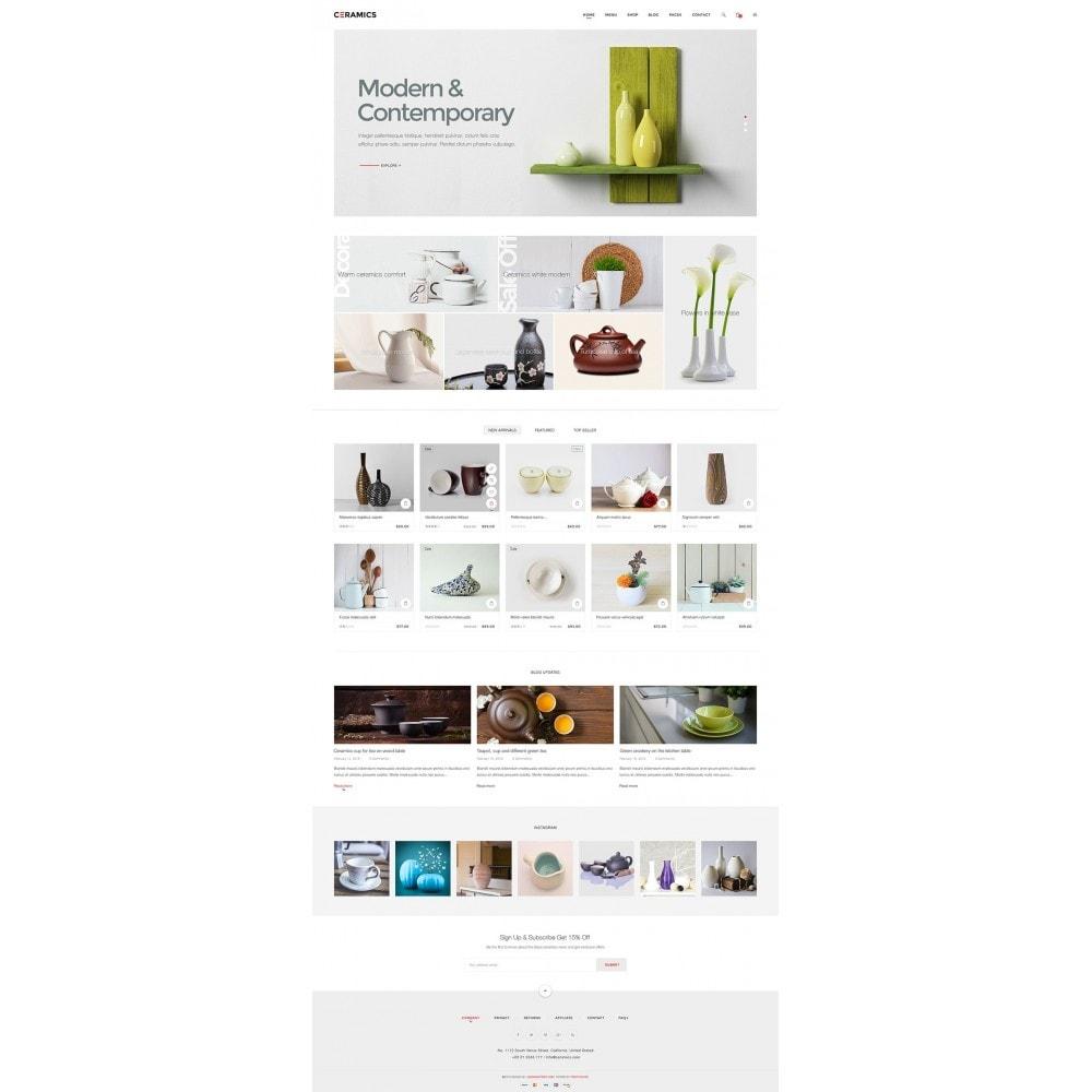 theme - Hogar y Jardín - JMS Ceramics - 5