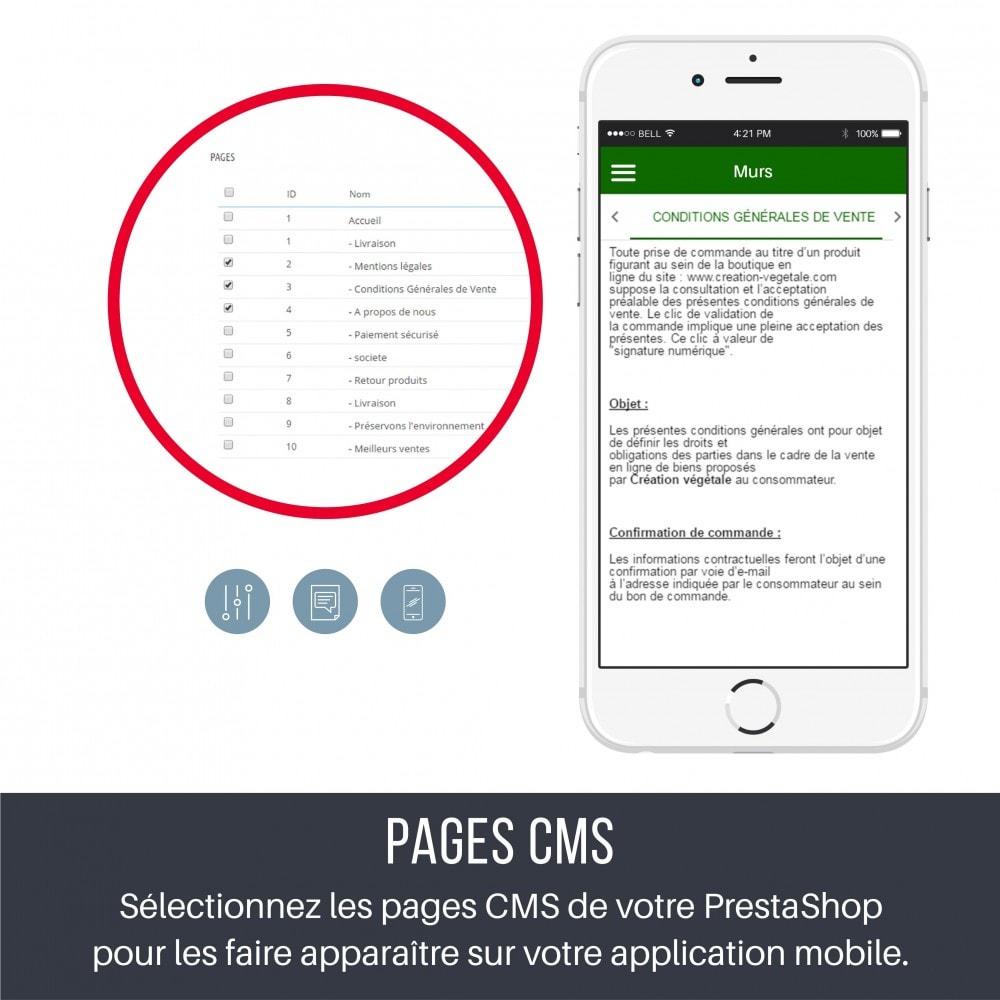 module - Mobile - AppMyStore convertissez votre boutique en appli mobile - 9