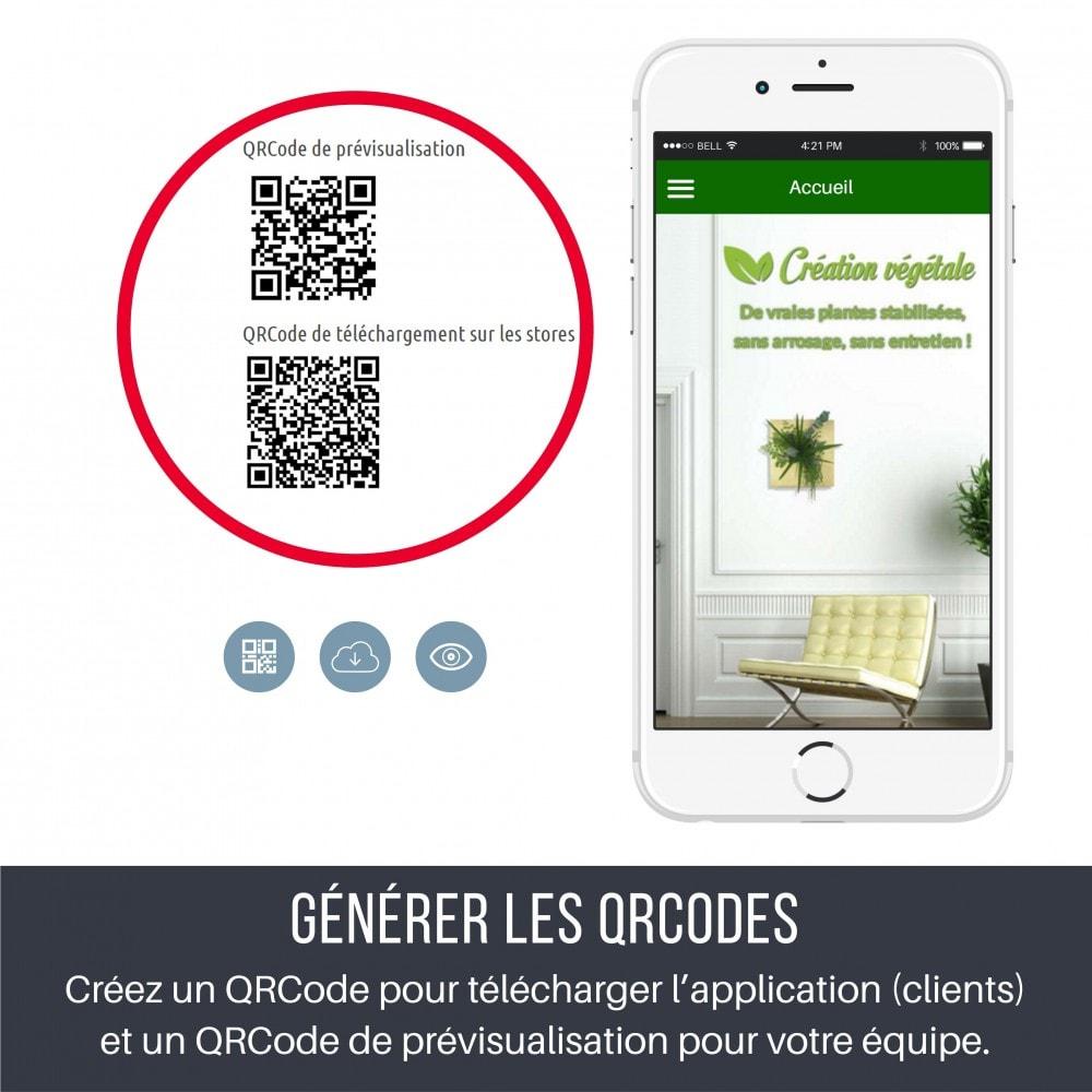 module - Mobile - AppMyStore convertissez votre boutique en appli mobile - 11