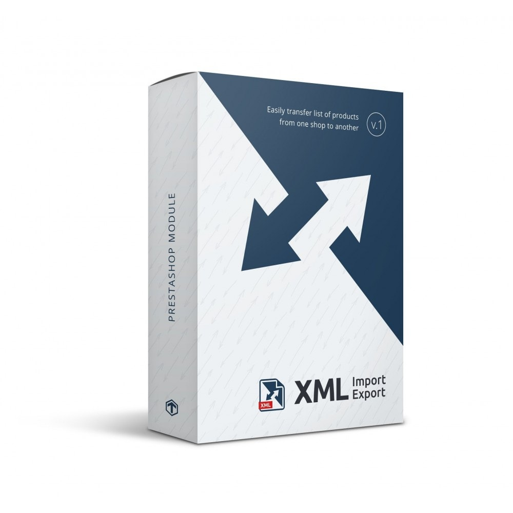 module - Data Import & Export - XML Import/Export: 1.6-1.7 to 1.6-1.7 - 1