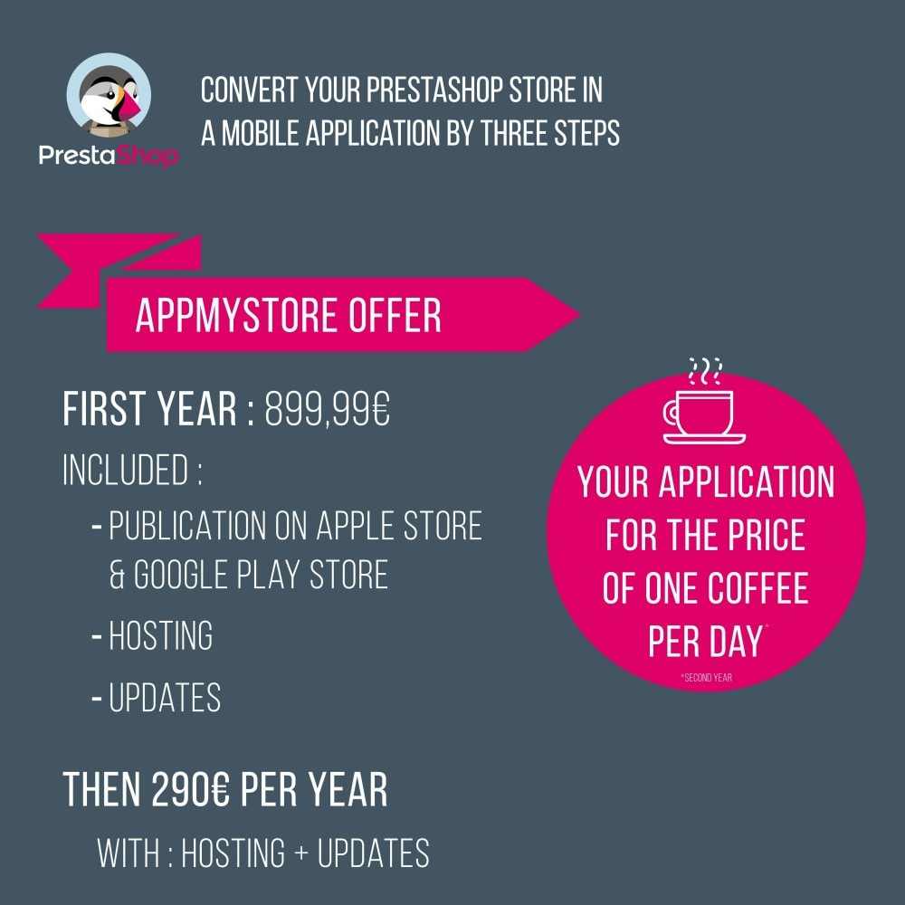 module - Mobiele apparaten - AppMyStore - Your own shop application - 1