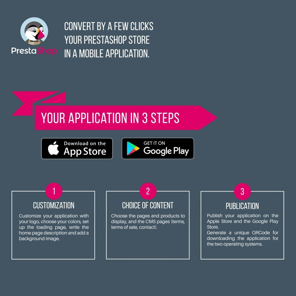 module - Dispositivos móviles - AppMyStore - Your own shop application - 3