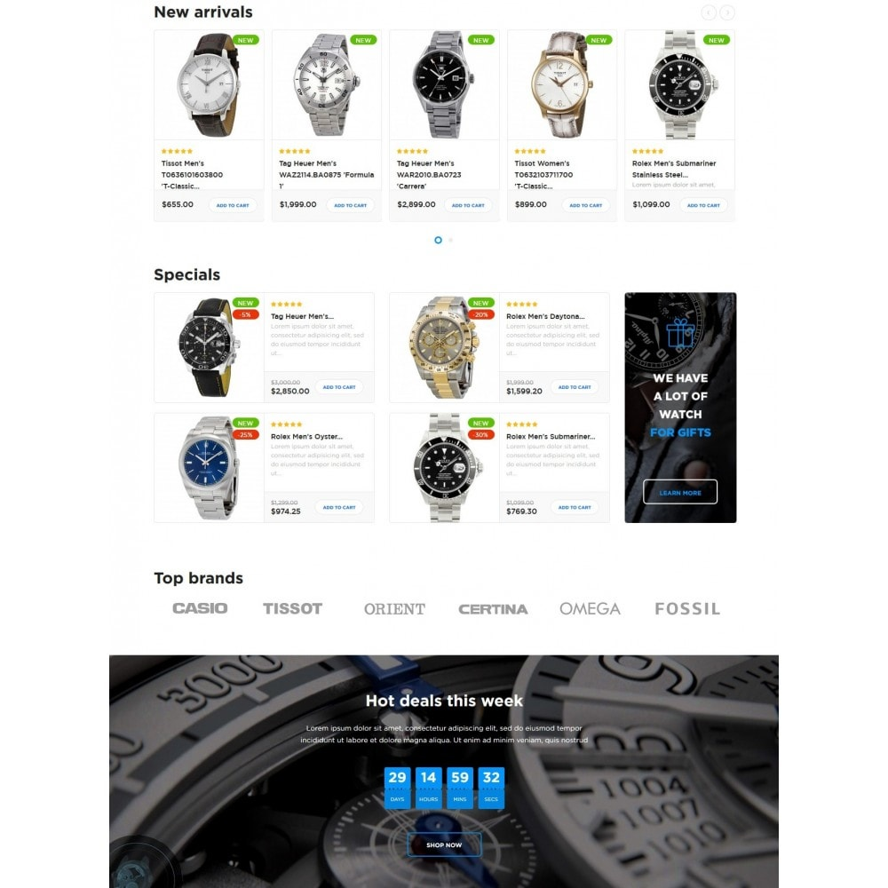 theme - Bijoux & Accessoires - Wrist Watch - 3