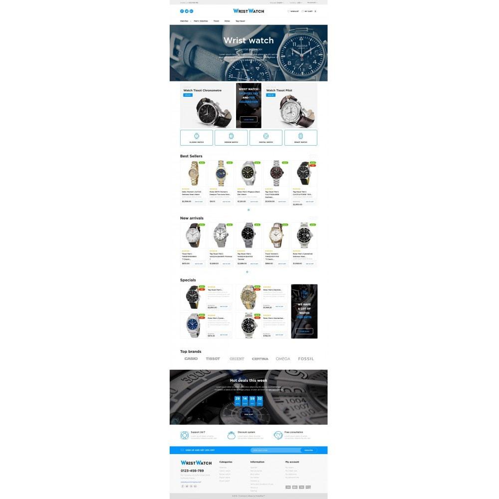 theme - Sieraden & Accessoires - Wrist Watch - 4