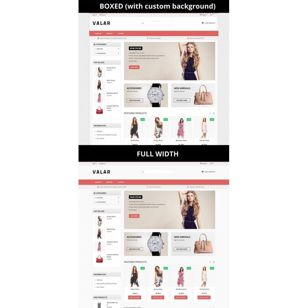 theme - Fashion & Shoes - Valar - 5