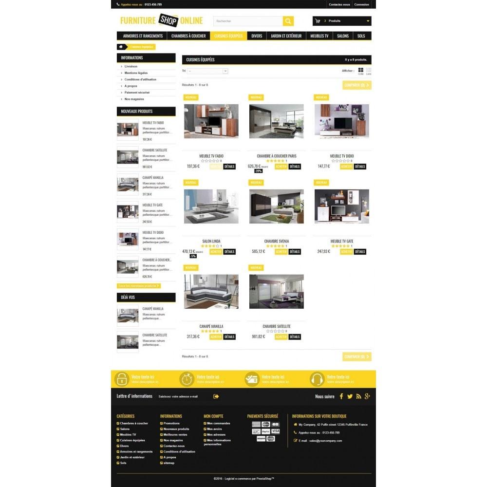 theme - Maison & Jardin - Furniture Shop Online - 4