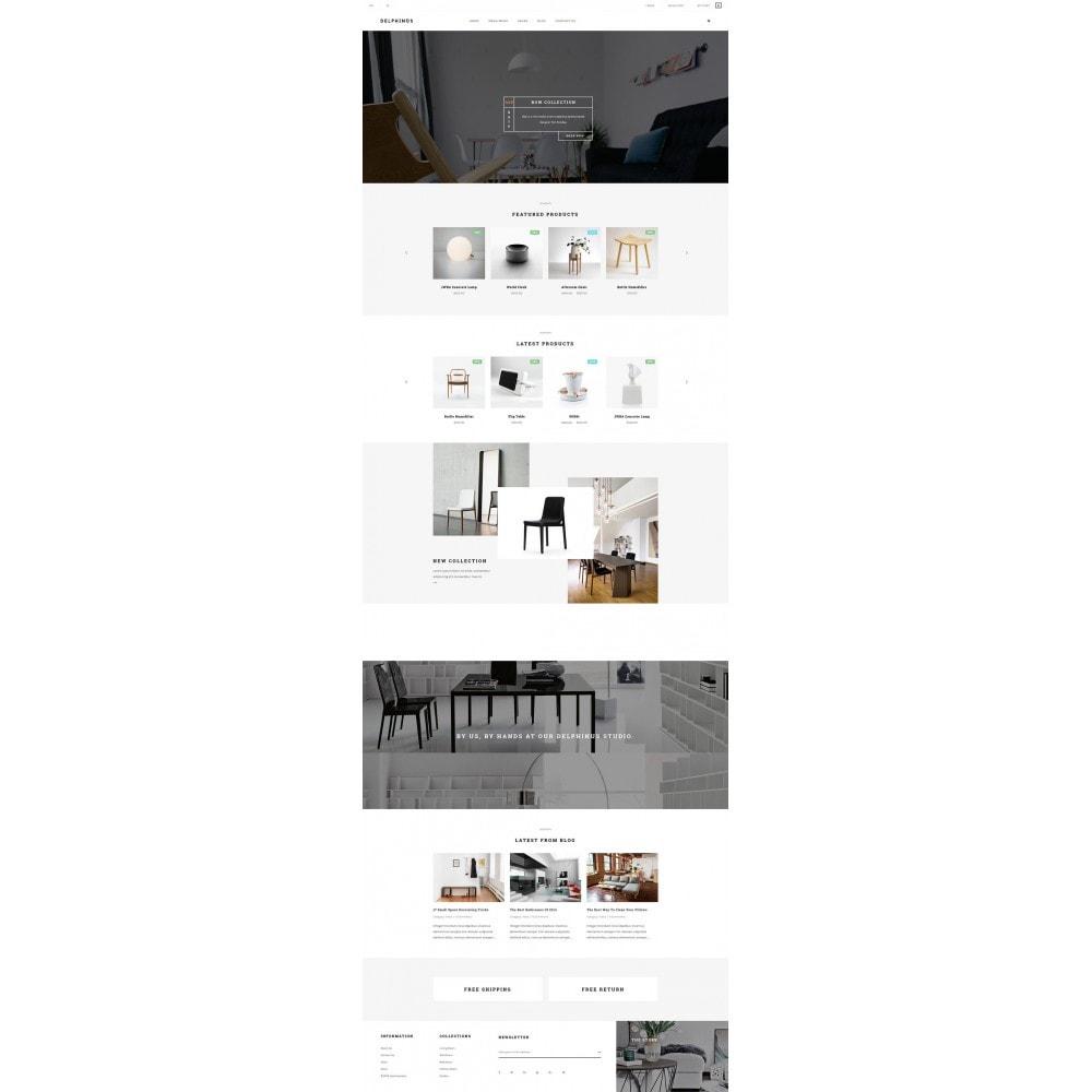 theme - Maison & Jardin - JMS Delphinus - 9