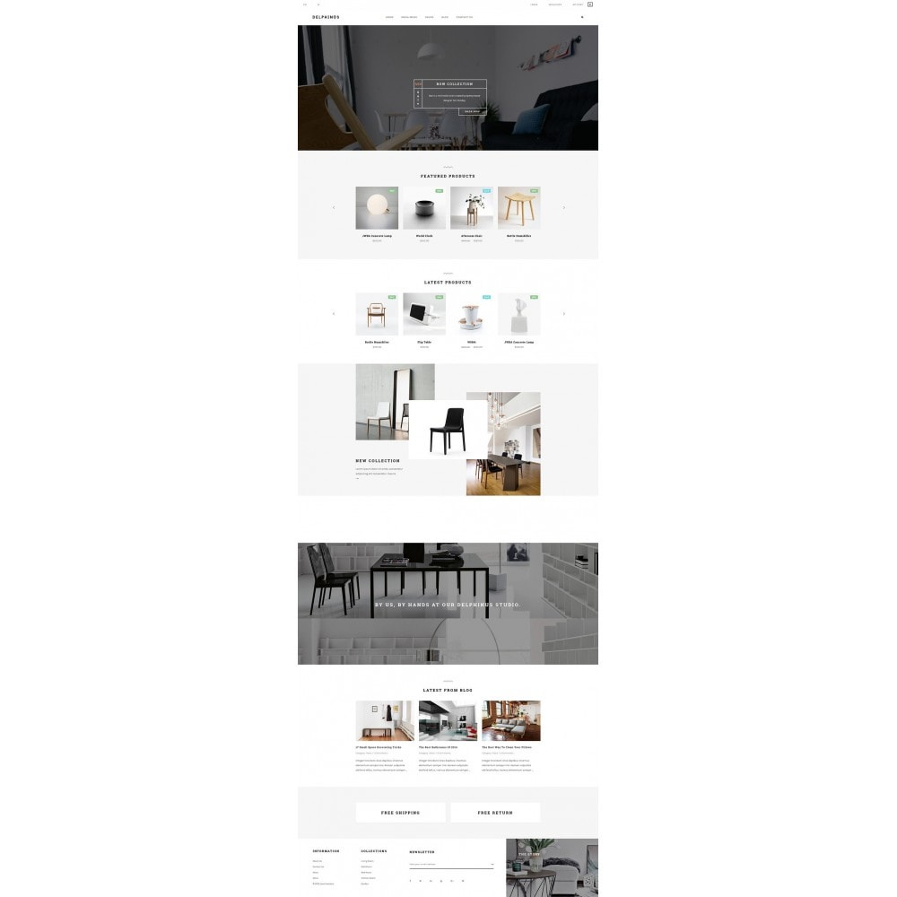 theme - Heim & Garten - JMS Delphinus - 9