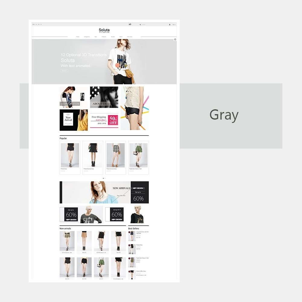 theme - Mode & Schoenen - Sapotaceae Clothing Store - 5
