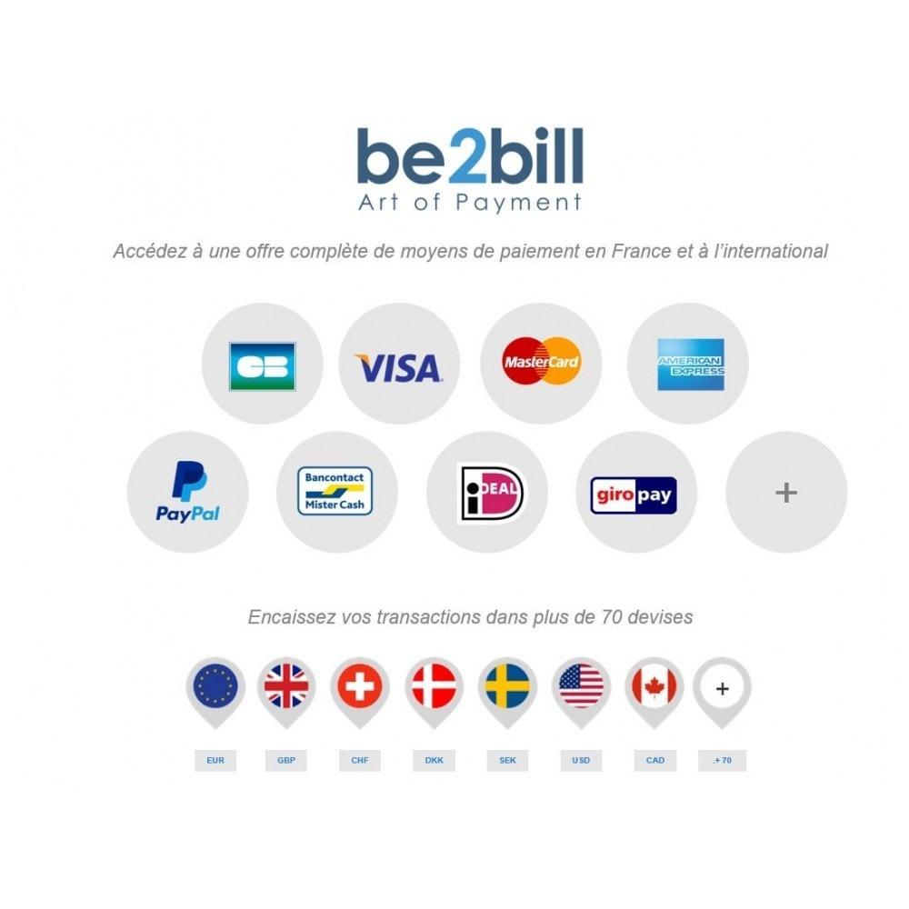 module - Paiement par Carte ou Wallet - Dalenys - Le service de paiement orienté CONVERSION - 2