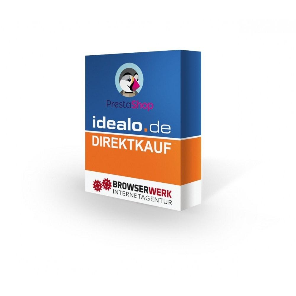module - Auftragsabwicklung - idealo Direktkauf - 1