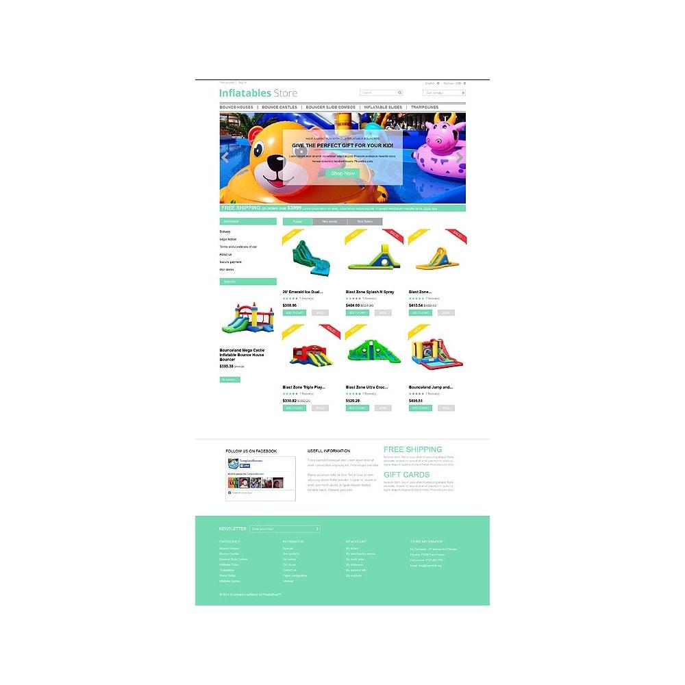 theme - Kinder & Spielzeug - Aufblasbare Spielsachen - 2