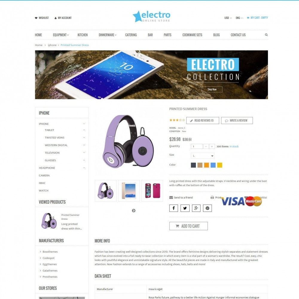 theme - Электроника и компьютеры - Electro | Electronics Computers High Tech Store - 5