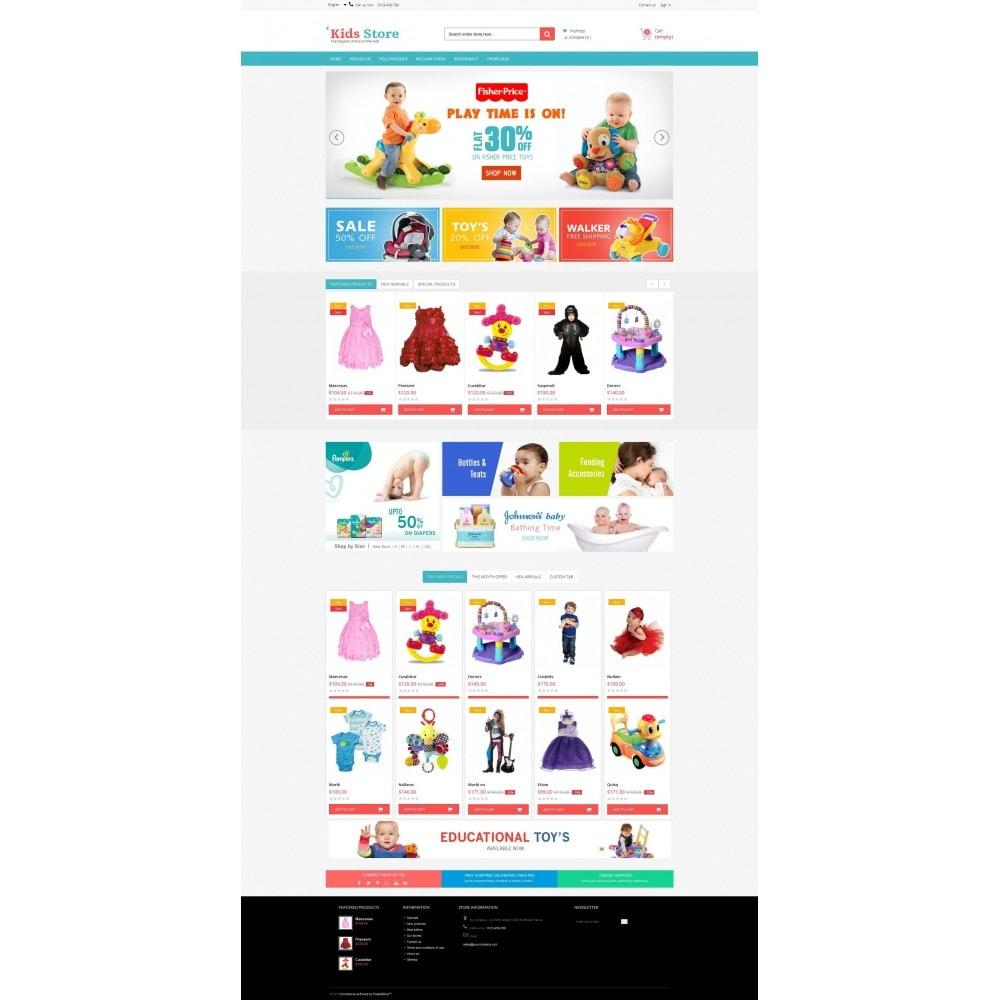 theme - Niños y Juguetes - Kids Store RFX0012 - 2