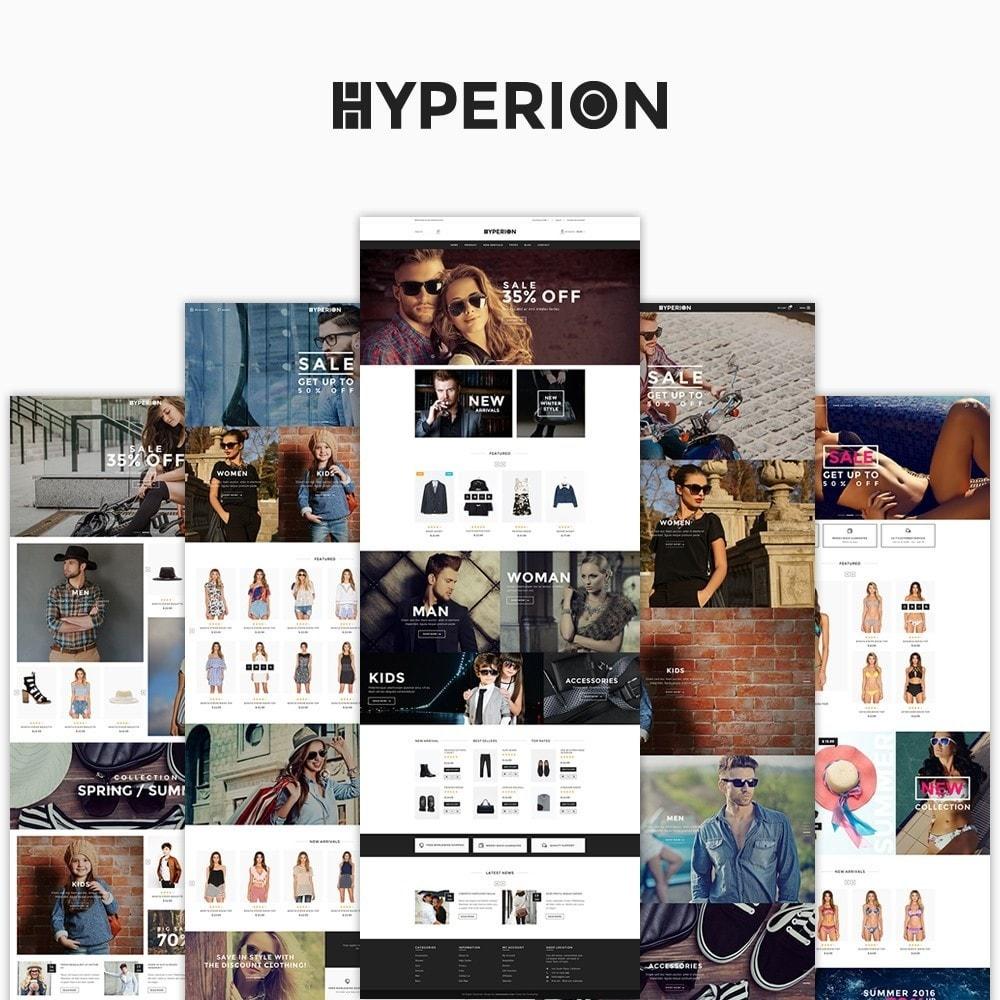 theme - Moda & Calzature - JMS Hyperion - 1