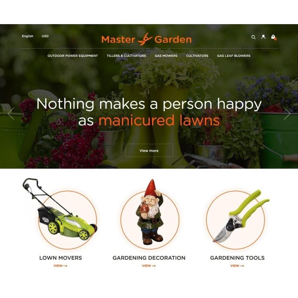 theme - Hogar y Jardín - Master Garden - 2