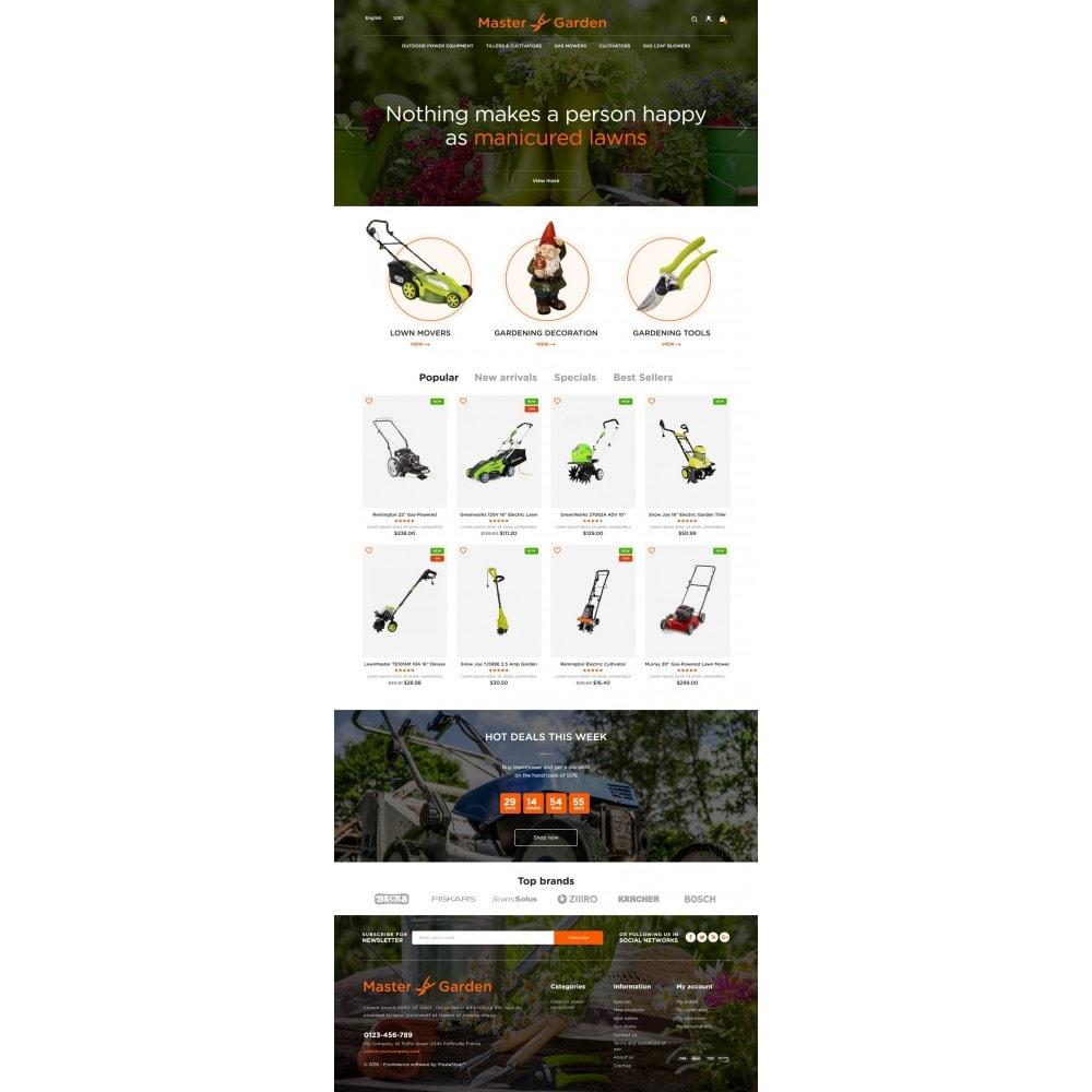 theme - Hogar y Jardín - Master Garden - 6