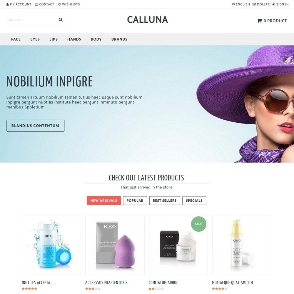 theme - Здоровье и красота - Calluna - 1