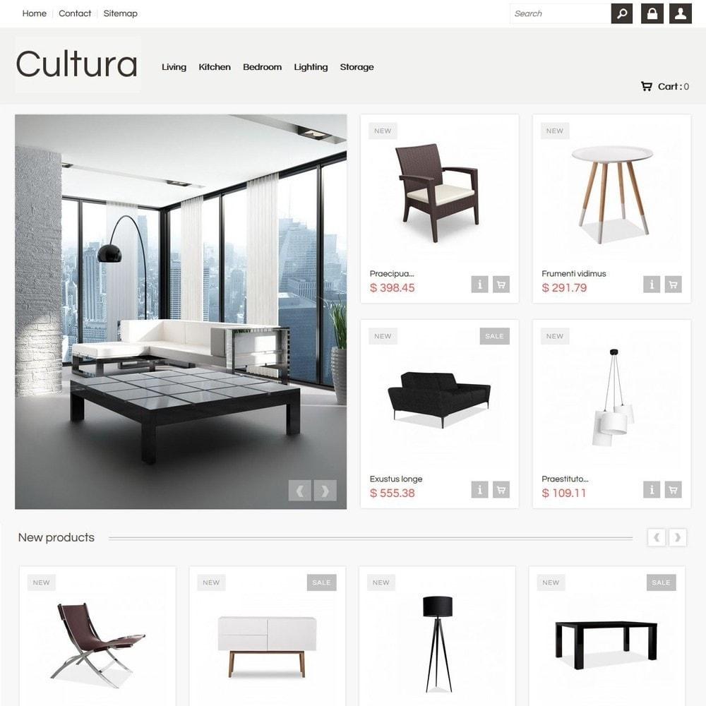 theme - Home & Garden - Cultura - 1