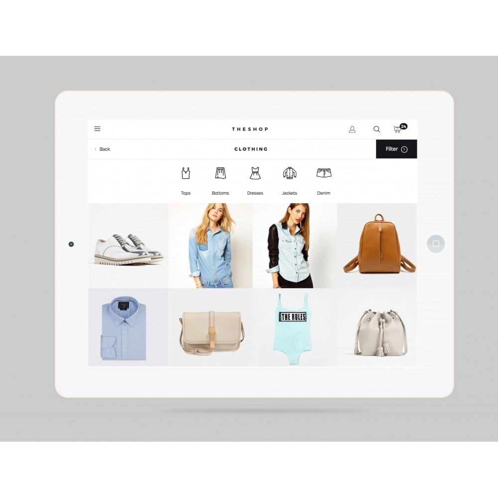 theme - Moda & Calzature - THESHOP - 8