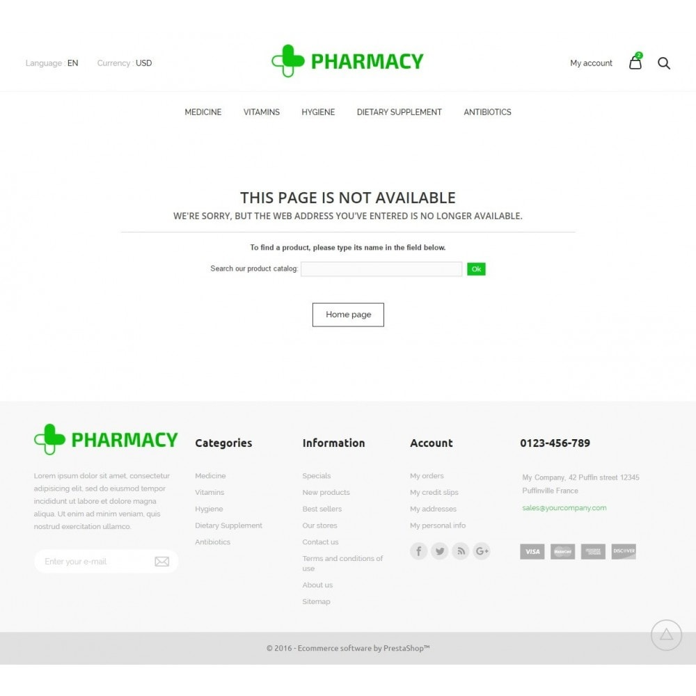 theme - Health & Beauty - Pharmacy Store - 11