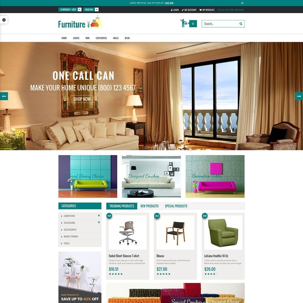 theme - Huis & Buitenleven - Furniture Interior Store - 5