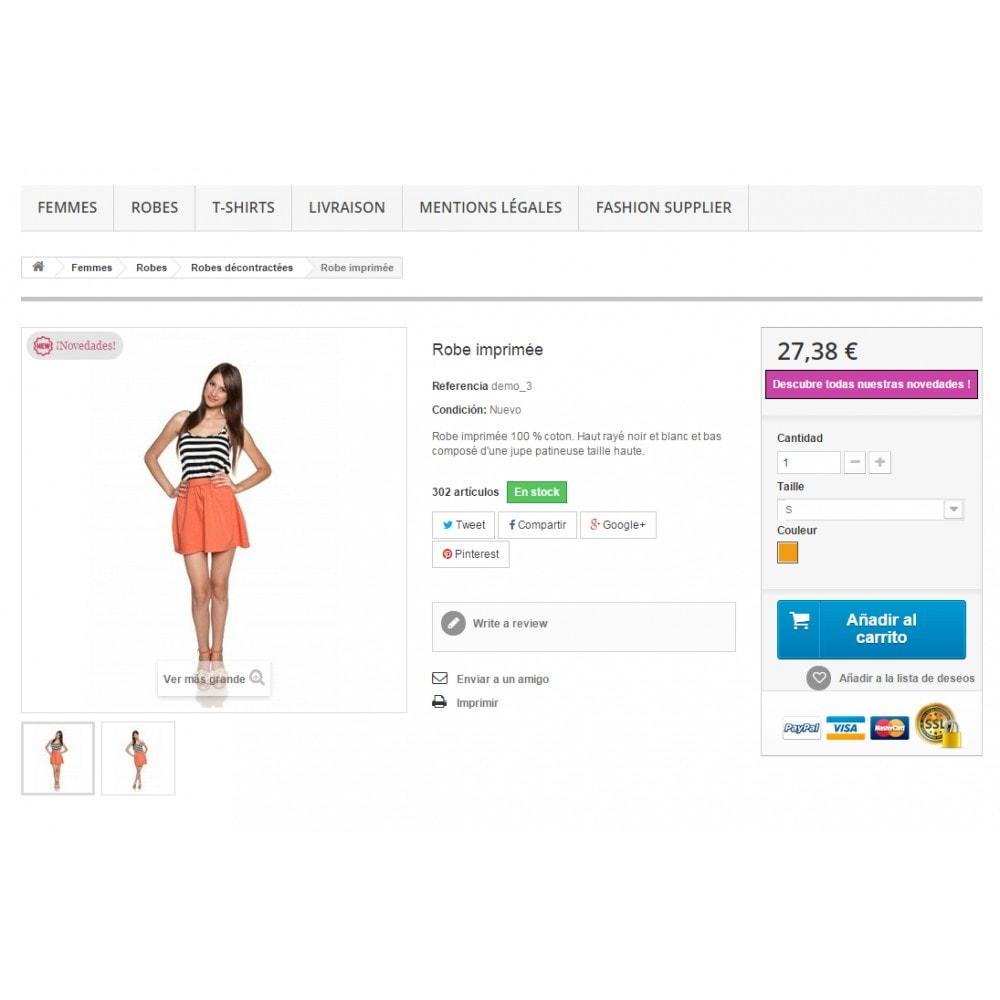 bundle - Nuestras ofertas actuales - ¡Aprovecha y ahorra! - Pack Ventas : Boletines de Mailchimp + Pop-ups promocionales + Etiquetas y pegatinas personalizables - 6