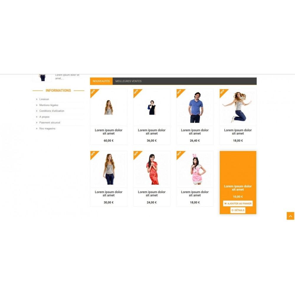 theme - Moda & Obuwie - Shopper - 5