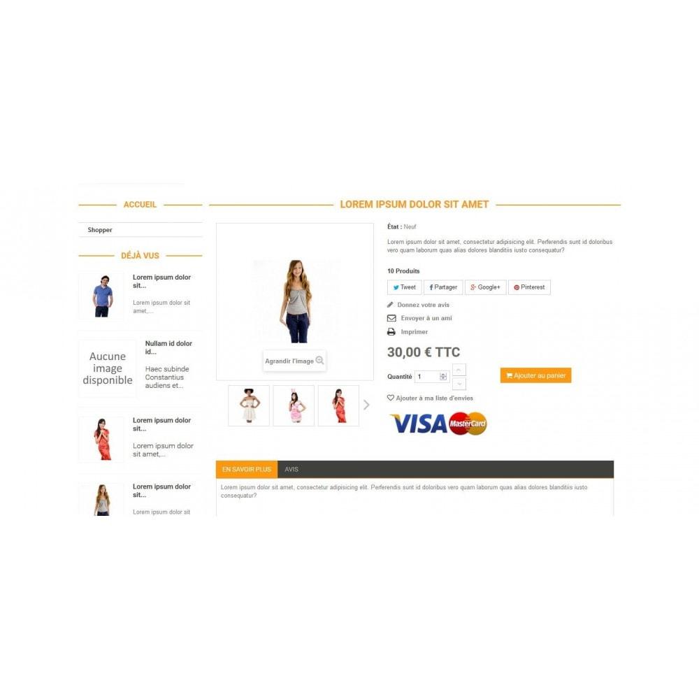 theme - Moda & Obuwie - Shopper - 6