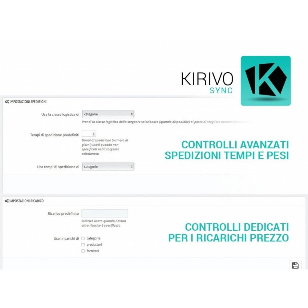 module - Marketplace - Sincronizza PrestaShop con il marketplace di Kirivo - 6