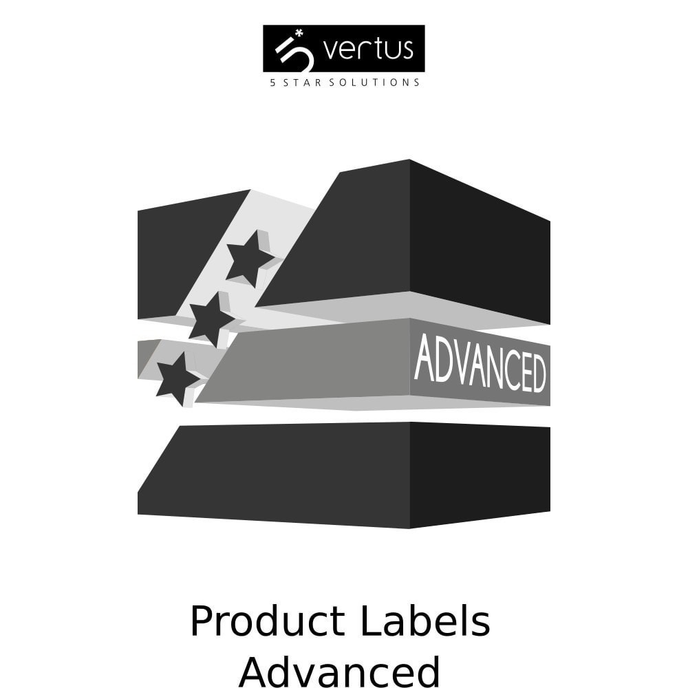 module - Emblemas e logotipos - Product Labels Advanced - 1