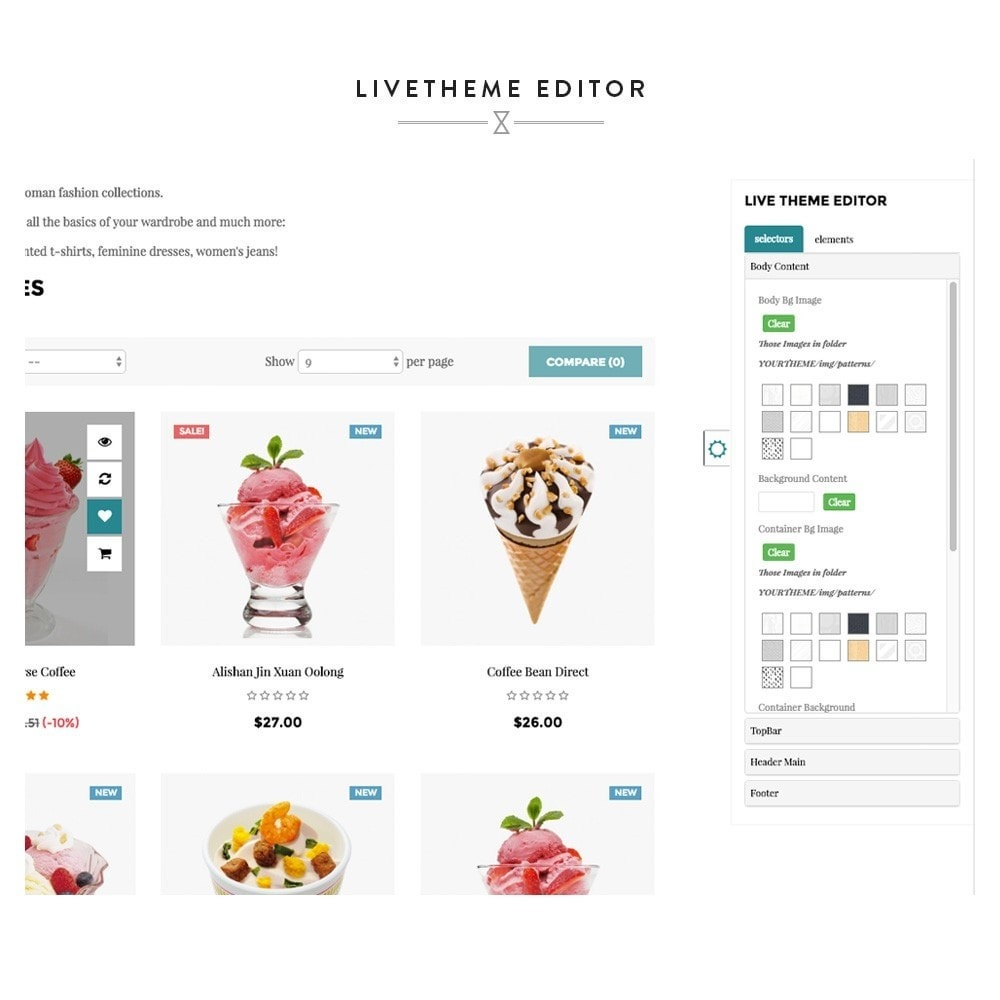 theme - Eten & Restaurant - Leo Ice Cream - 6