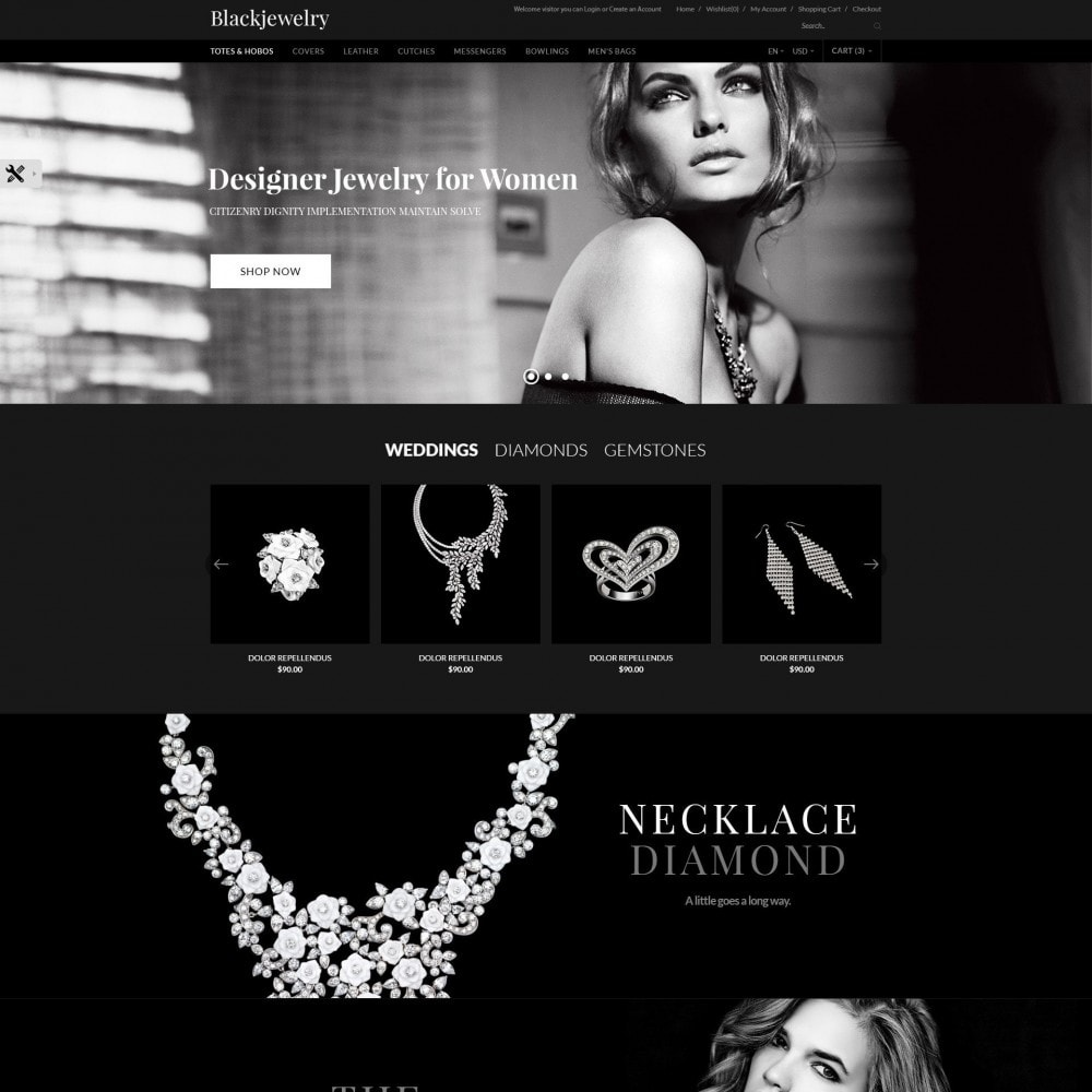 theme - Sieraden & Accessoires - BlackJewelry | Jewelry & Accessories Store - 2