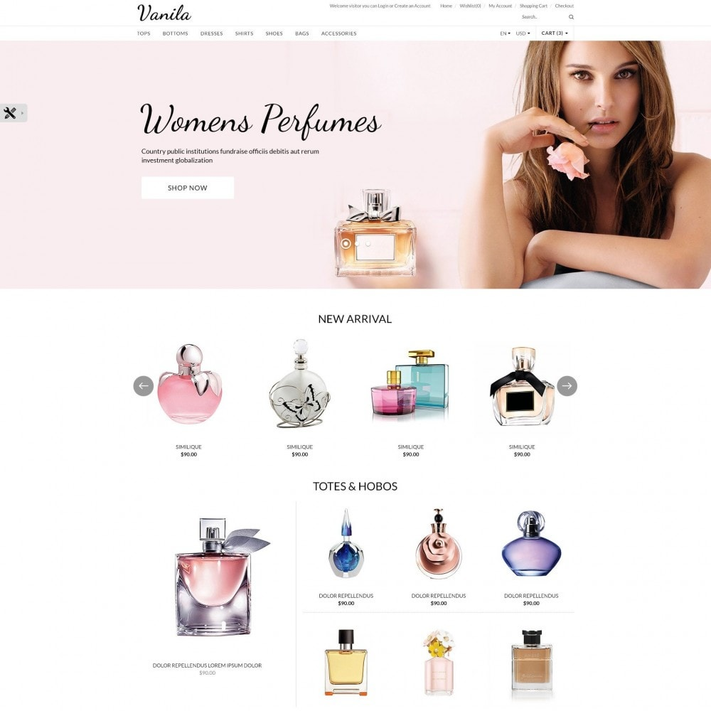 theme - Salute & Bellezza - Vanila | Beauty Cosmetic Store - 2