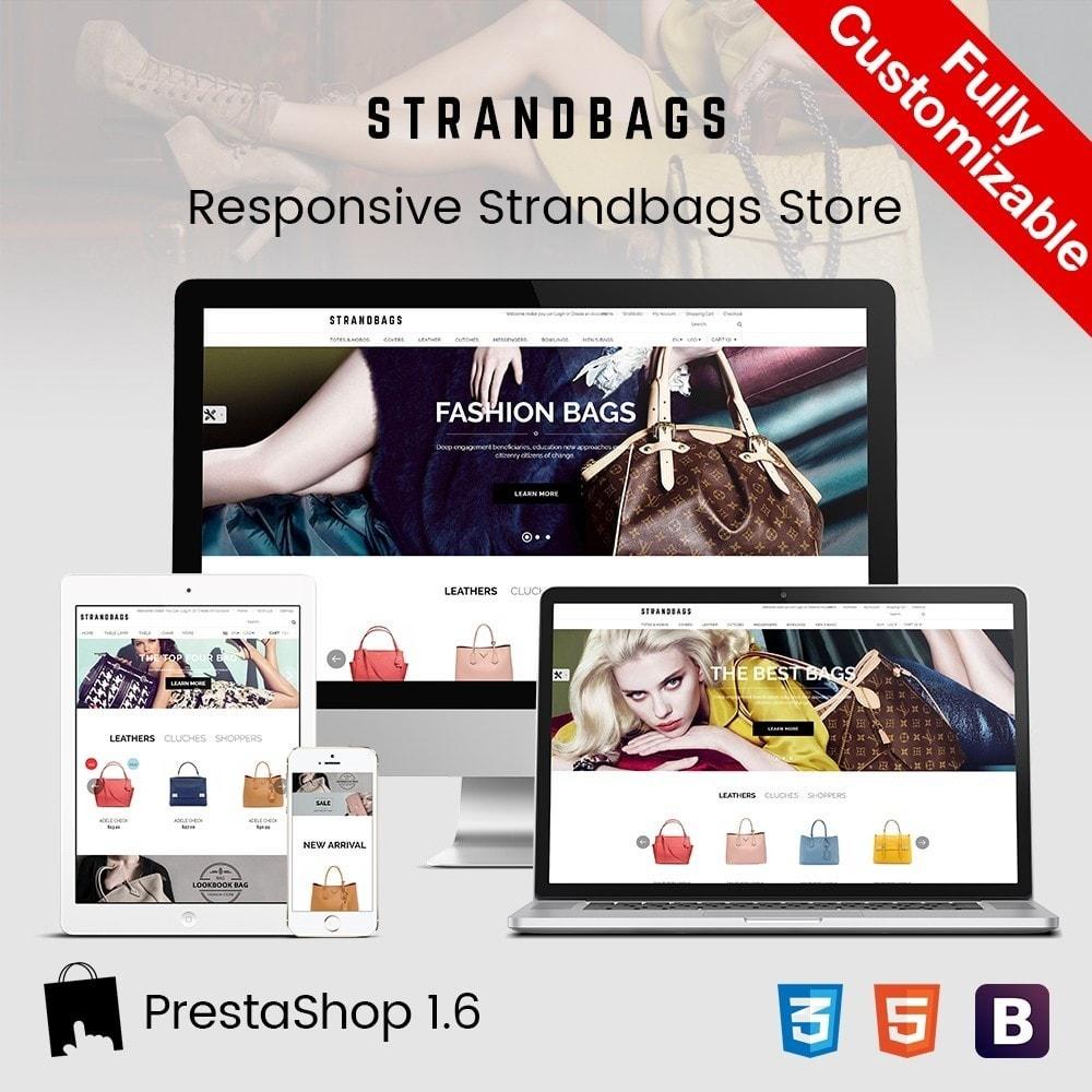theme - Moda & Obuwie - StrandBags | Bags & Packback Store - 1