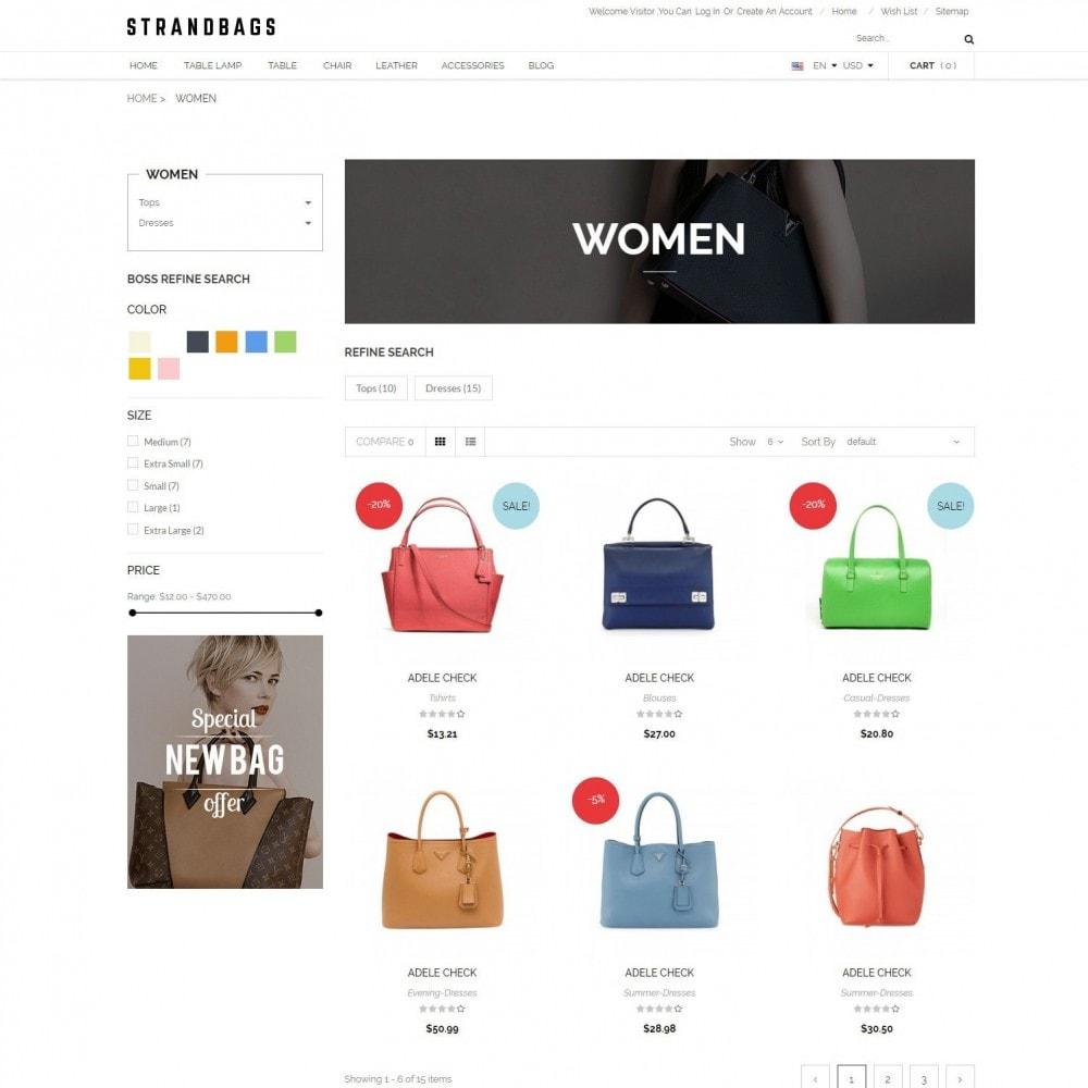 theme - Moda & Obuwie - StrandBags | Bags & Packback Store - 3