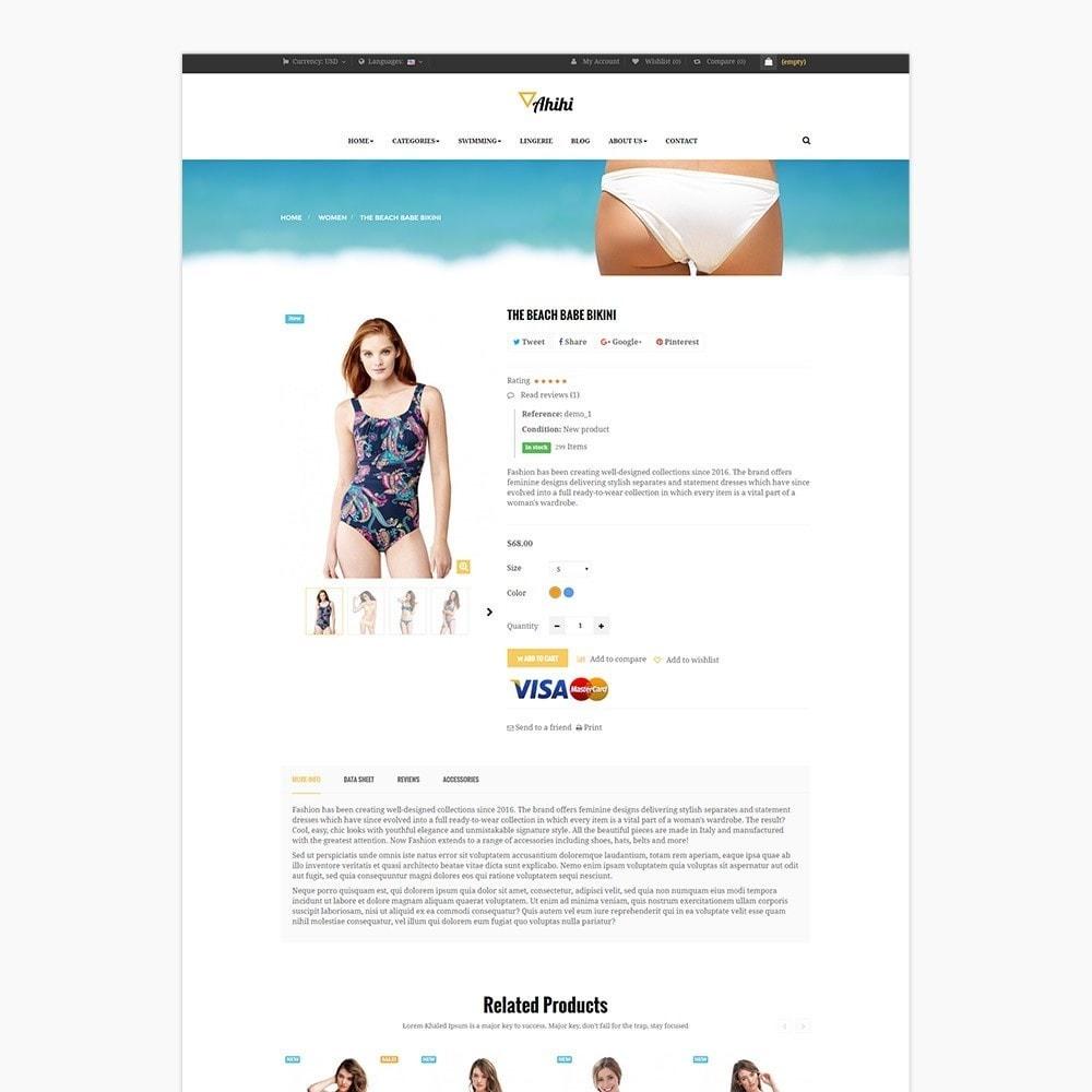 theme - Мода и обувь - Leo Sex Store - 4
