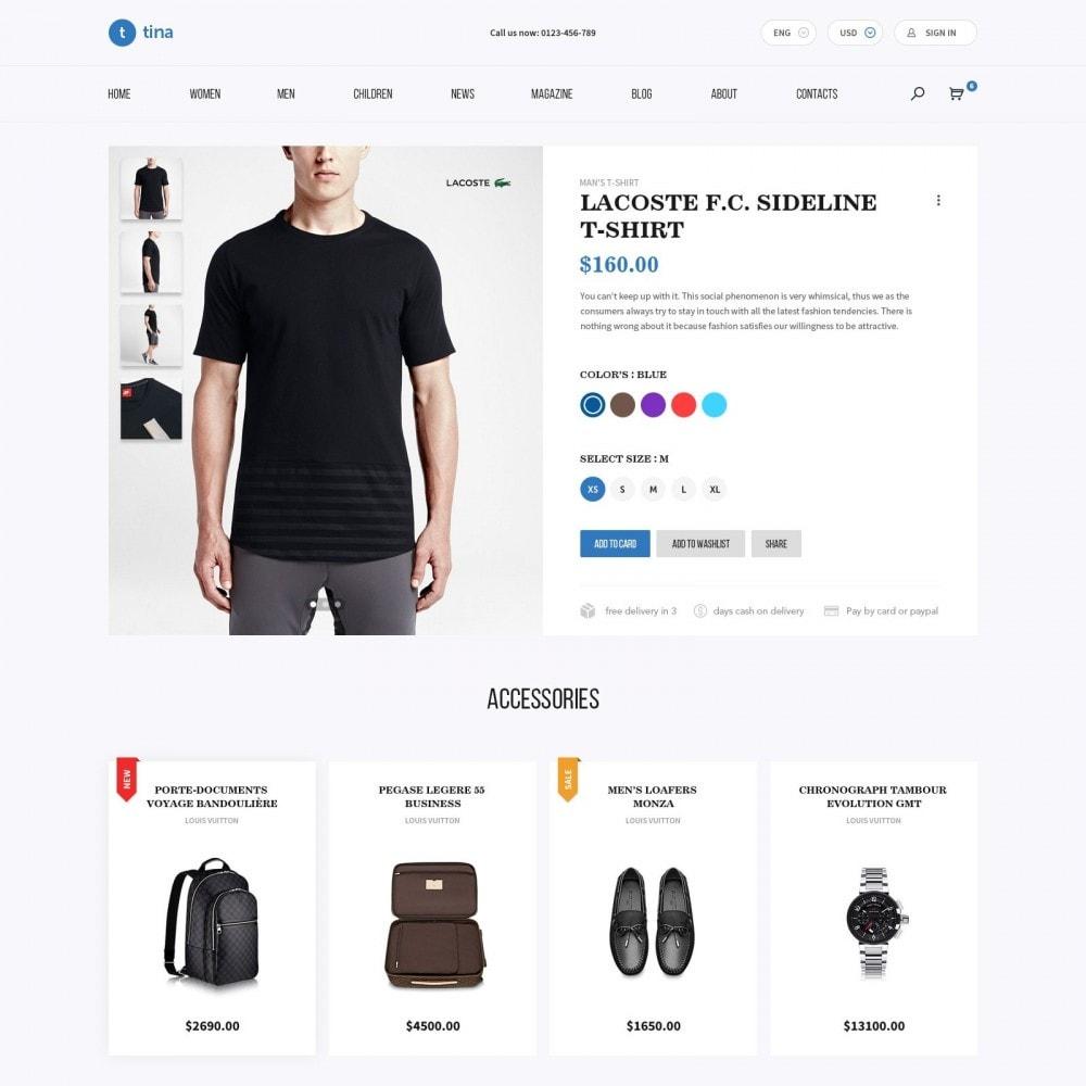 theme - Moda y Calzado - Milano - Tienda de Ropa - 4