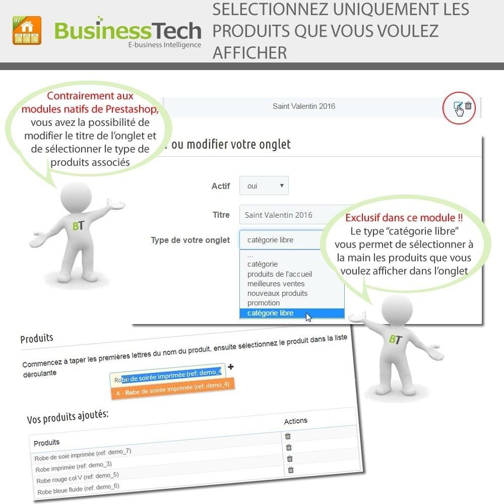 module - Produits en page d'accueil - Advanced Featured Products: Produits phares sur accueil - 5