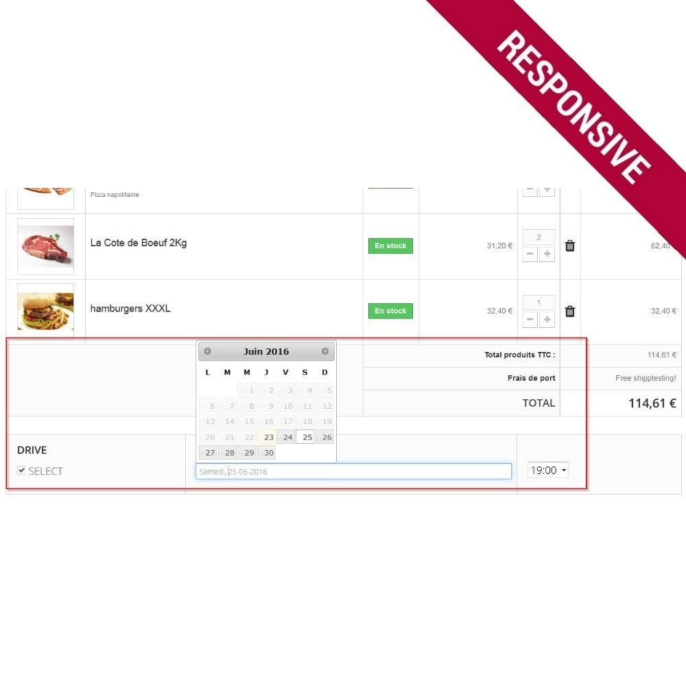 module - Alimentation & Restaurants - [Click and collect] Livraison en magasin - 3