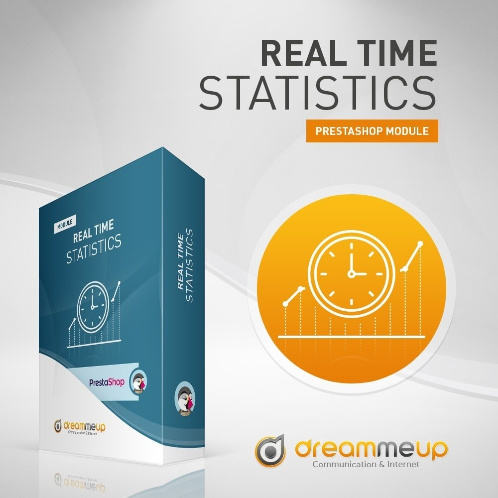 module - Analytics & Statistiche - DMU Real Time Statistics - 1