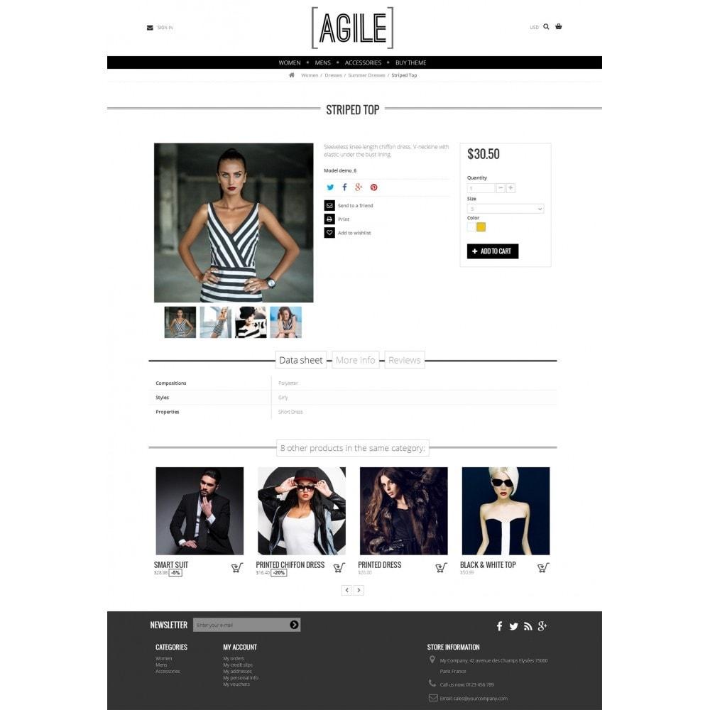 theme - Bellezza & Gioielli - Agile modern - 4