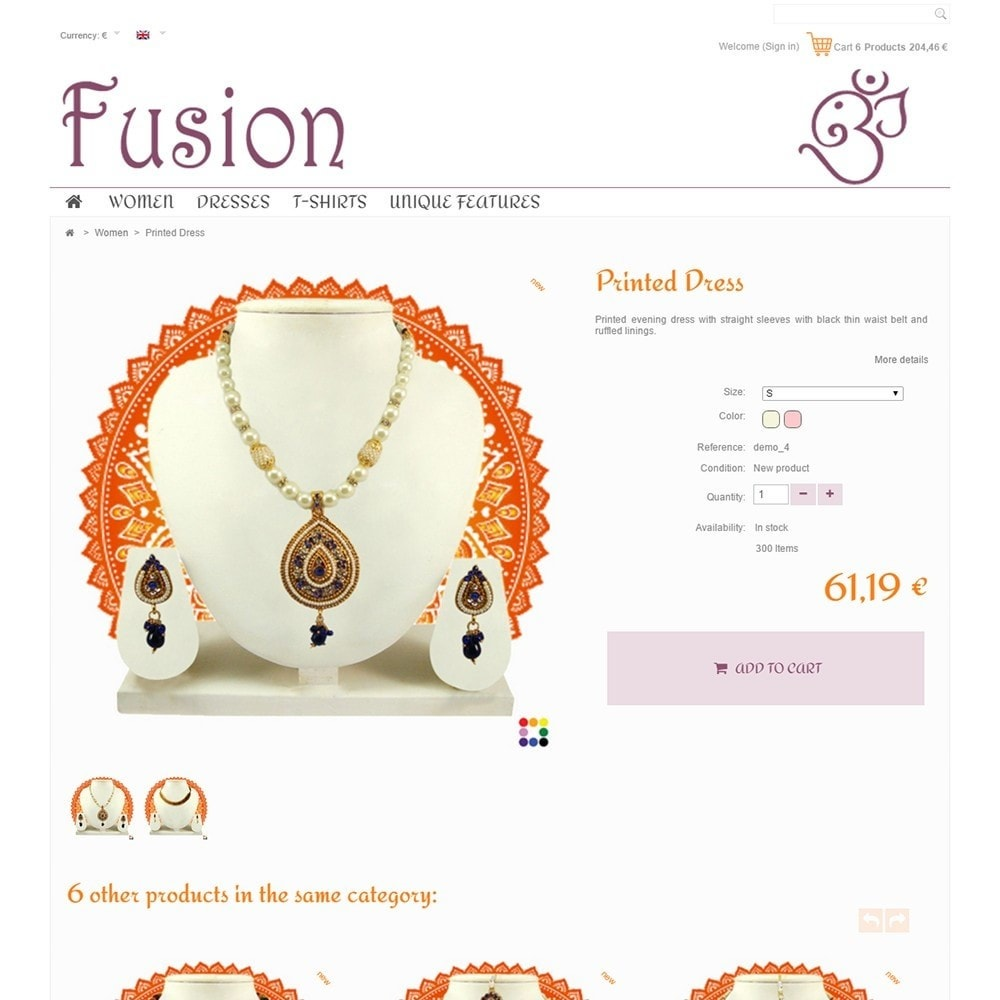 theme - Jewelry & Accessories - Fusion - 4
