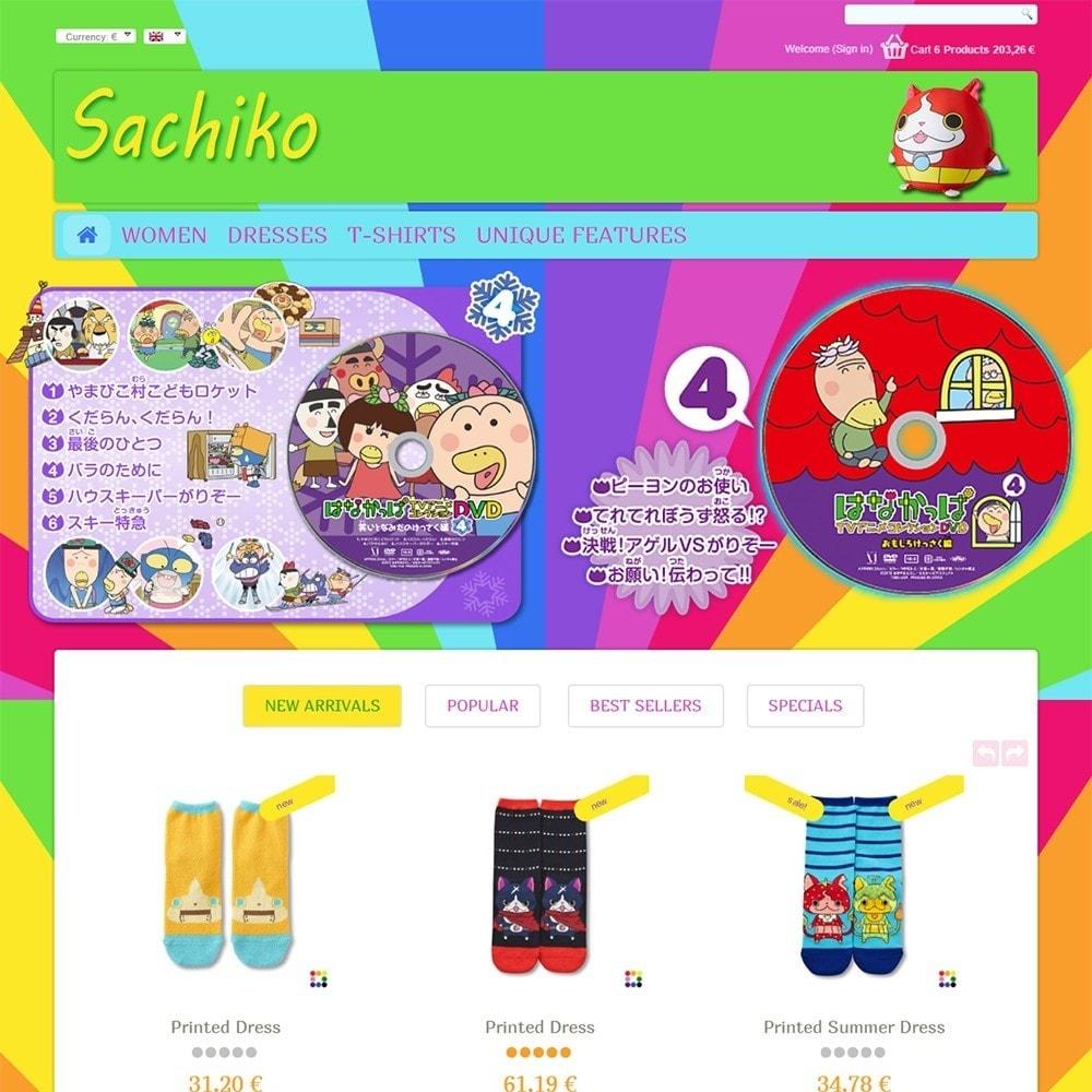 theme - Crianças & Brinquedos - Sachiko - 2