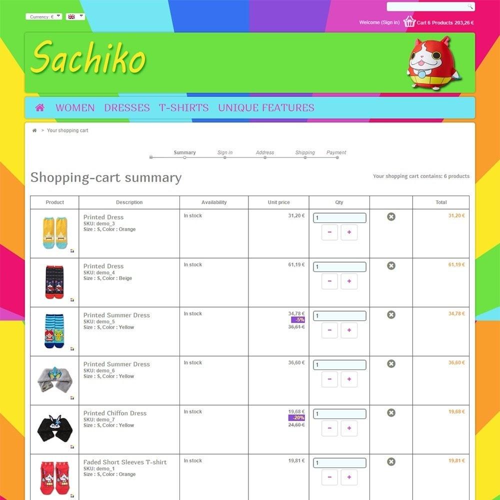theme - Crianças & Brinquedos - Sachiko - 5