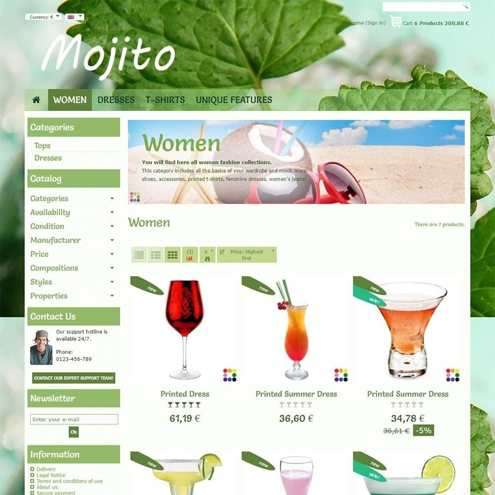 theme - Drink & Wine - Mojito - 3