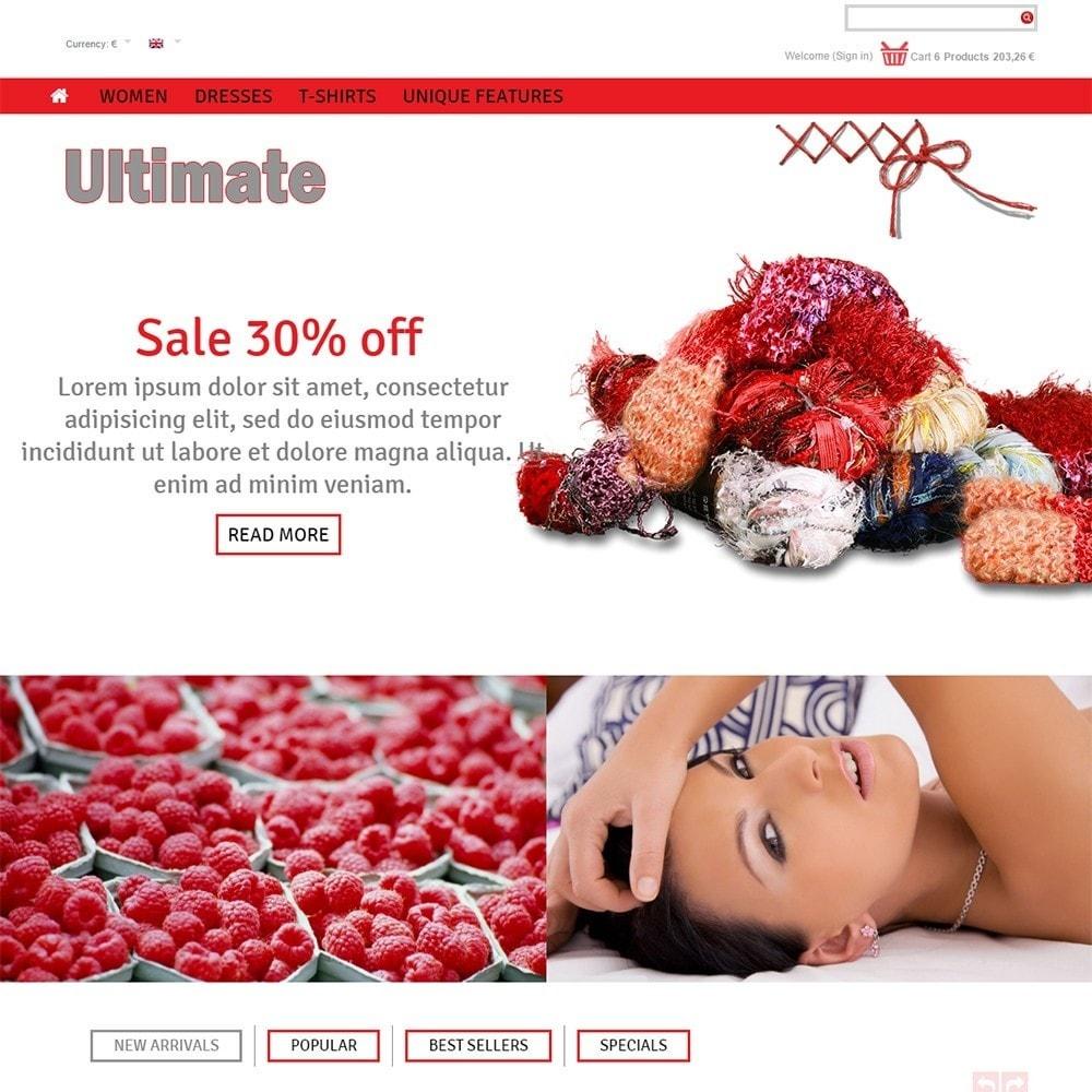 theme - Salute & Bellezza - Ultimate - 2