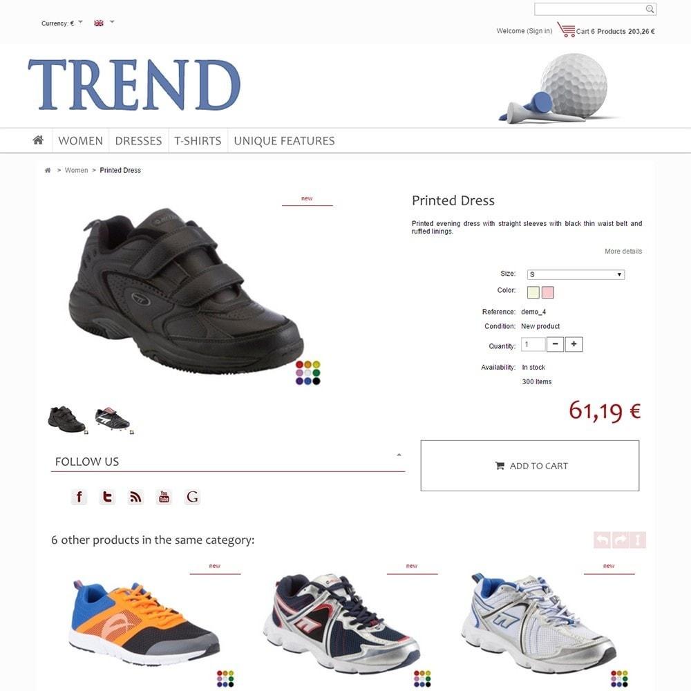 theme - Sport, Rozrywka & Podróże - Trend - 4