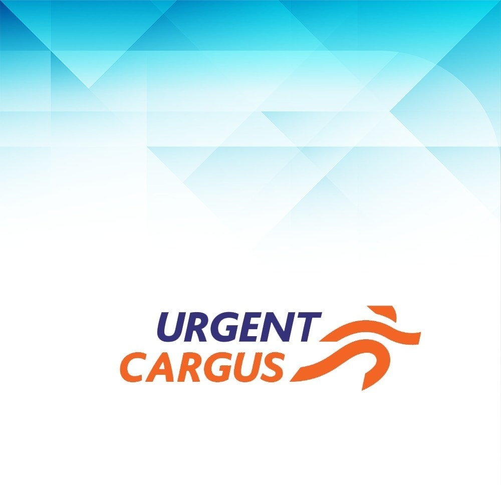 module - Transportistas - Urgent Cargus Lite Shipping Carrier - 1
