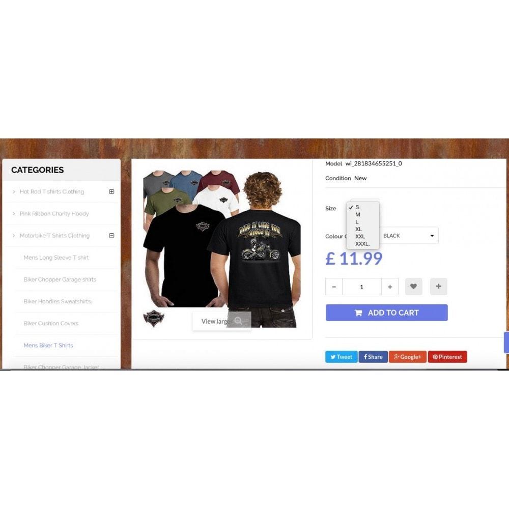 module - Marktplätze - PrestaBay eBay Import - Import eBay Listings - 7